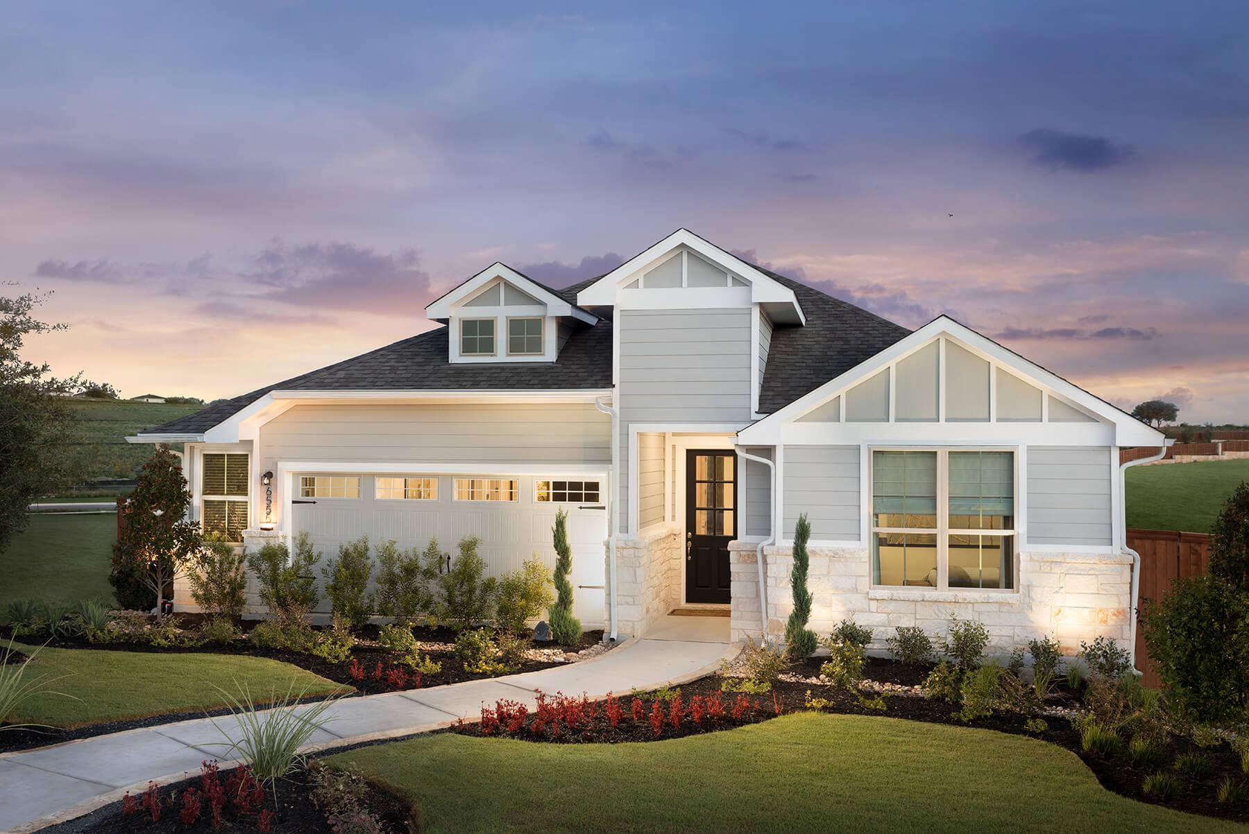 Homestead New Homes For Sale In Schertz Cibolo Near San Antonio Tx