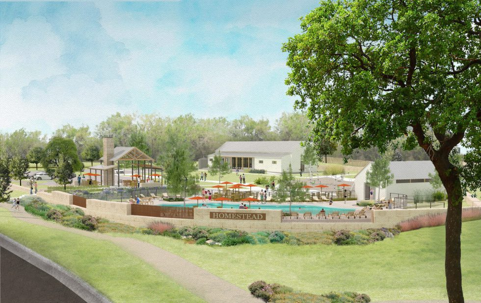 Schertz Master Planned Community Selects Homebuilders