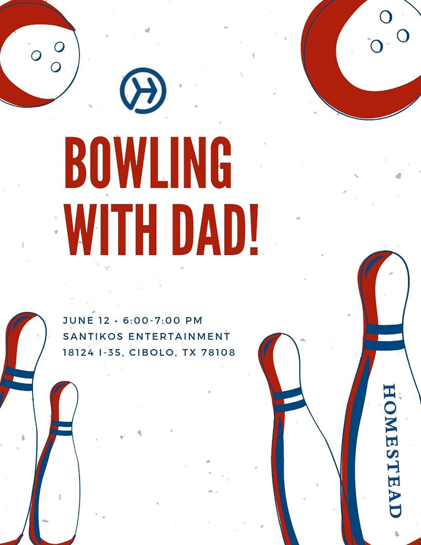 Bowling With Dad