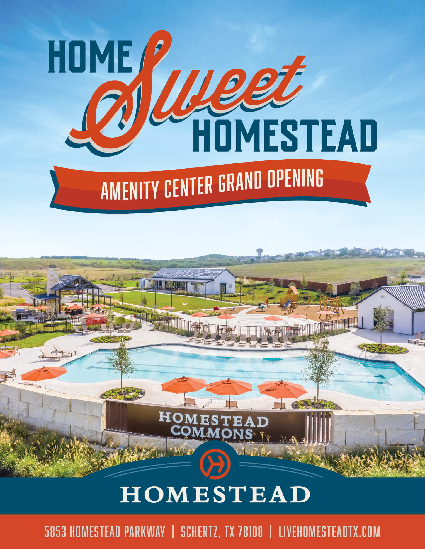 Homestead Amenities Grand Opening 1